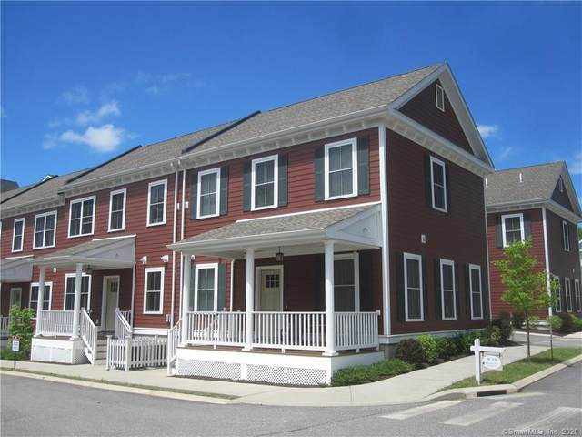 18 Sherwood Street #18, Mansfield, CT 06268 (MLS #170300717) :: The Higgins Group - The CT Home Finder