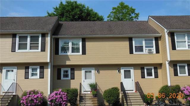41 S Main Street #43, Griswold, CT 06351 (MLS #170300922) :: The Higgins Group - The CT Home Finder