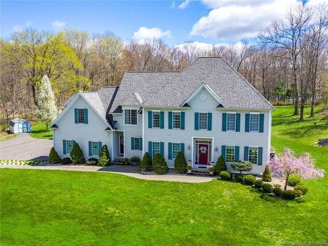 643 Shuttle Meadow Road, Southington, CT 06489 (MLS #170300960) :: Hergenrother Realty Group Connecticut
