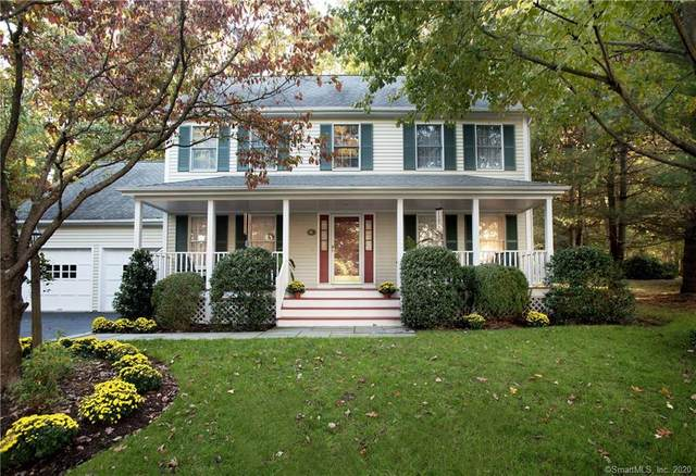 17 Getner Trail #17, Norwalk, CT 06854 (MLS #170301017) :: The Higgins Group - The CT Home Finder