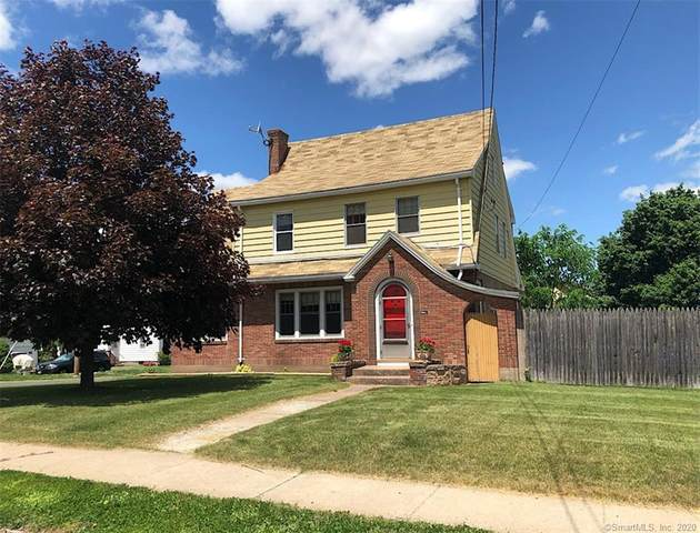 129 W Center Street, Manchester, CT 06040 (MLS #170301044) :: Hergenrother Realty Group Connecticut