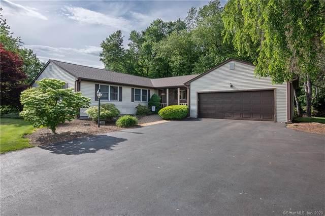 55 Village Lane, Windsor, CT 06095 (MLS #170301063) :: The Higgins Group - The CT Home Finder