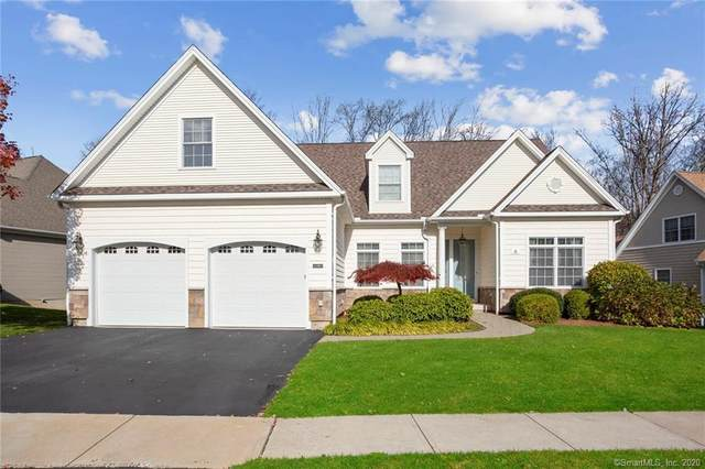 4 Chimney Hill Drive #4, Farmington, CT 06032 (MLS #170301109) :: Hergenrother Realty Group Connecticut