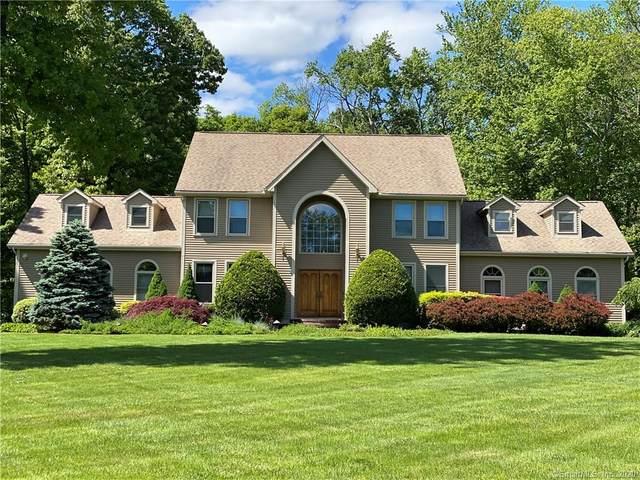 15 Ashley Lane, Wallingford, CT 06492 (MLS #170301157) :: Michael & Associates Premium Properties | MAPP TEAM