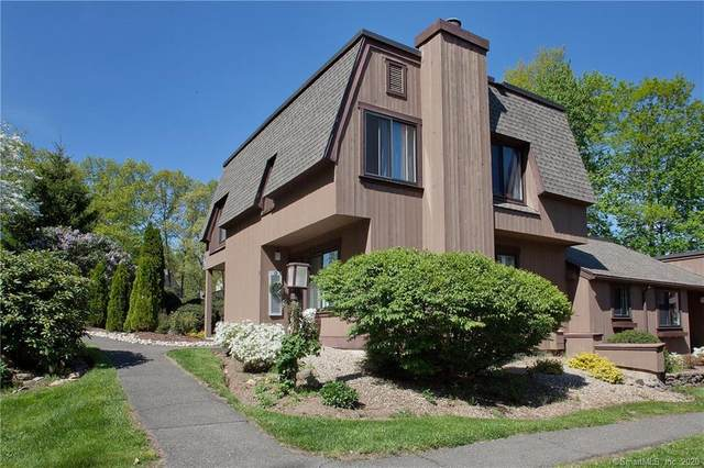 19 Canterbury Lane #19, Avon, CT 06001 (MLS #170301169) :: Hergenrother Realty Group Connecticut