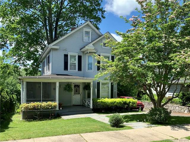 44 Jefferson Avenue, Danbury, CT 06810 (MLS #170301206) :: The Higgins Group - The CT Home Finder