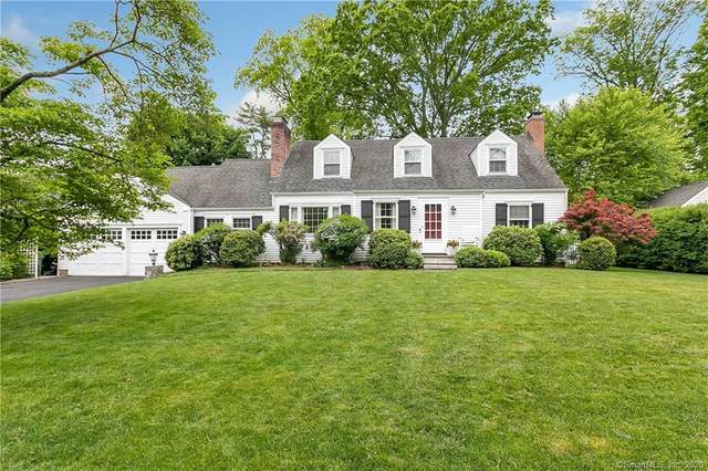 26 Kimberly Place, New Canaan, CT 06840 (MLS #170301280) :: The Higgins Group - The CT Home Finder