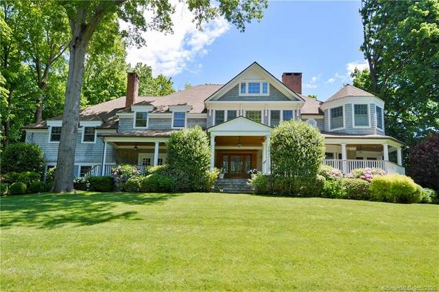 7 Brook Drive, Greenwich, CT 06830 (MLS #170301354) :: The Higgins Group - The CT Home Finder