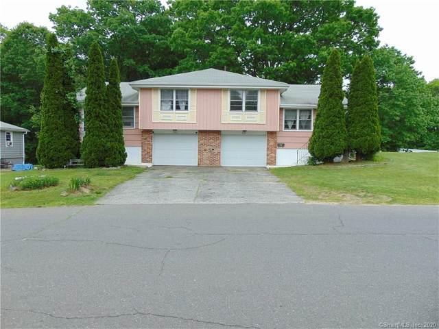 223 Santa Maria Drive, Waterbury, CT 06704 (MLS #170301514) :: The Higgins Group - The CT Home Finder