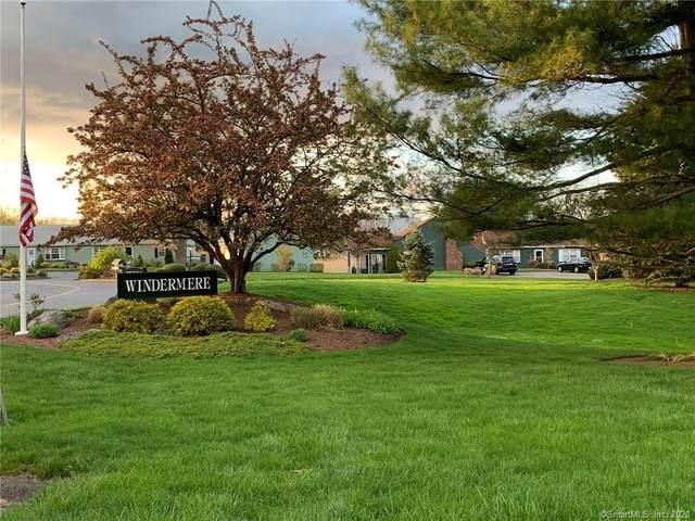 24 Thelbridge Street #24, Madison, CT 06443 (MLS #170301608) :: Carbutti & Co Realtors