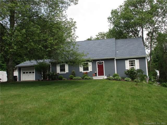 22 Adams Drive, Bethel, CT 06801 (MLS #170301612) :: The Higgins Group - The CT Home Finder