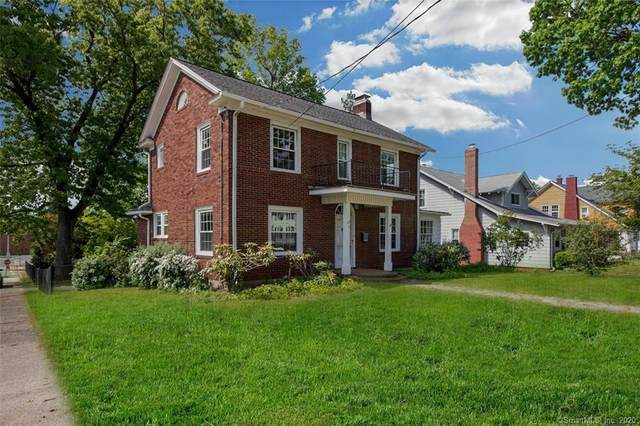 819 Burnside Avenue, East Hartford, CT 06108 (MLS #170301718) :: Hergenrother Realty Group Connecticut