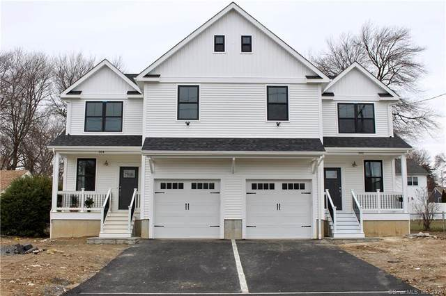 102 Old Stratfield Road #102, Fairfield, CT 06825 (MLS #170301767) :: The Higgins Group - The CT Home Finder