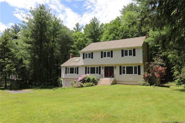 19 Trainor Drive, Simsbury, CT 06089 (MLS #170301946) :: Frank Schiavone with William Raveis Real Estate