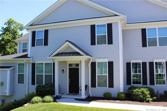 9 Wilderswood Way #9, Danbury, CT 06810 (MLS #170302015) :: The Higgins Group - The CT Home Finder