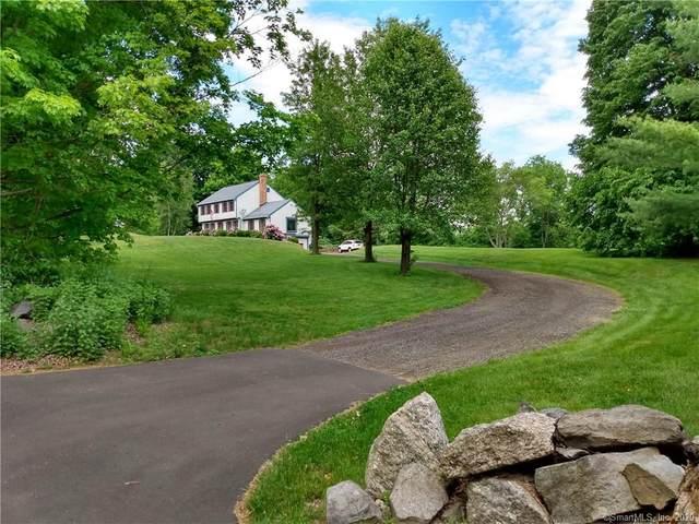 103 Huntingtown Road, Newtown, CT 06470 (MLS #170302040) :: Michael & Associates Premium Properties   MAPP TEAM