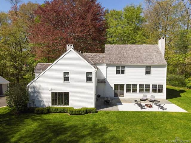 177 Chichester Road, New Canaan, CT 06840 (MLS #170302166) :: The Higgins Group - The CT Home Finder