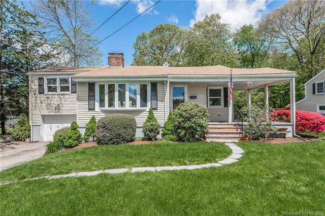 160 High Clear Drive, Stamford, CT 06905 (MLS #170302189) :: The Higgins Group - The CT Home Finder