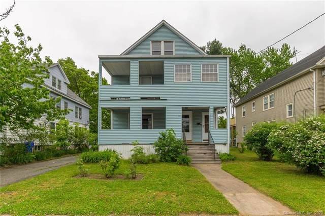 20-22 Ambrose Terrace, East Hartford, CT 06108 (MLS #170302261) :: Hergenrother Realty Group Connecticut
