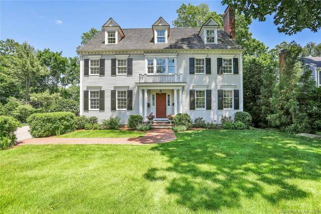 278 South Avenue, New Canaan, CT 06840 (MLS #170302357) :: The Higgins Group - The CT Home Finder