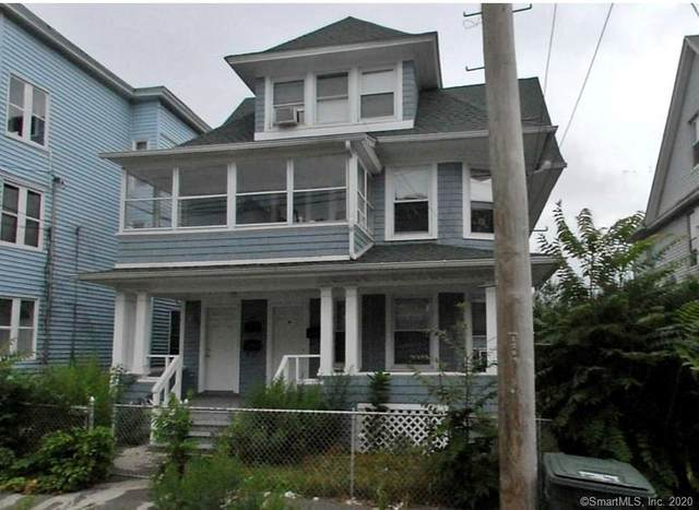 215 Sheridan Street, Bridgeport, CT 06610 (MLS #170302485) :: The Higgins Group - The CT Home Finder