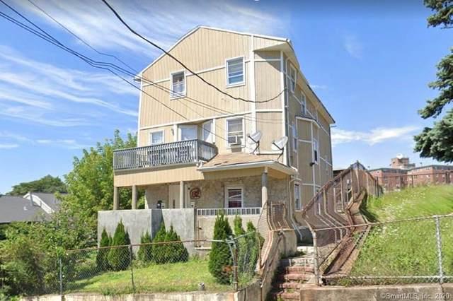 132 Sanford Avenue, Bridgeport, CT 06604 (MLS #170302495) :: The Higgins Group - The CT Home Finder