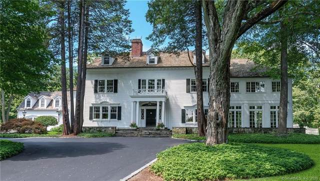 481 Canoe Hill Road, New Canaan, CT 06840 (MLS #170302521) :: The Higgins Group - The CT Home Finder