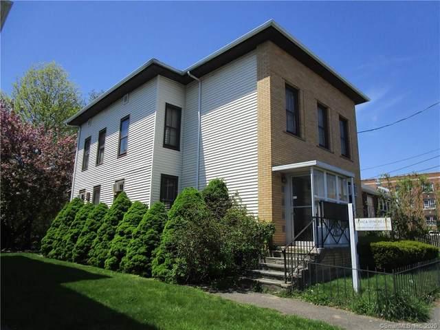 2161 Main Street, Bridgeport, CT 06606 (MLS #170302602) :: The Higgins Group - The CT Home Finder