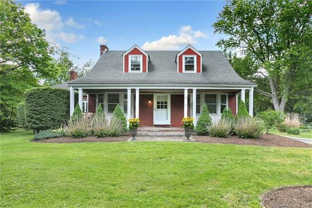 845 Daniels Farm Road, Trumbull, CT 06611 (MLS #170302635) :: The Higgins Group - The CT Home Finder