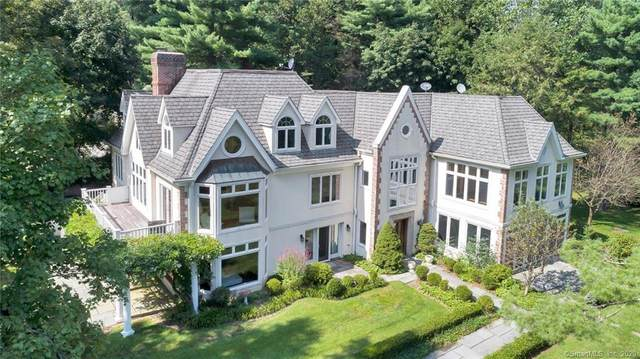 167 Bedford Road, Greenwich, CT 06831 (MLS #170302646) :: The Higgins Group - The CT Home Finder