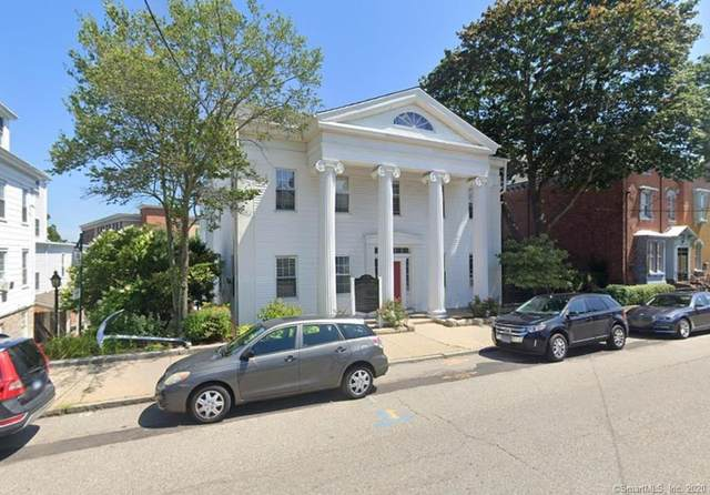 105 Huntington Street, New London, CT 06320 (MLS #170302818) :: The Higgins Group - The CT Home Finder
