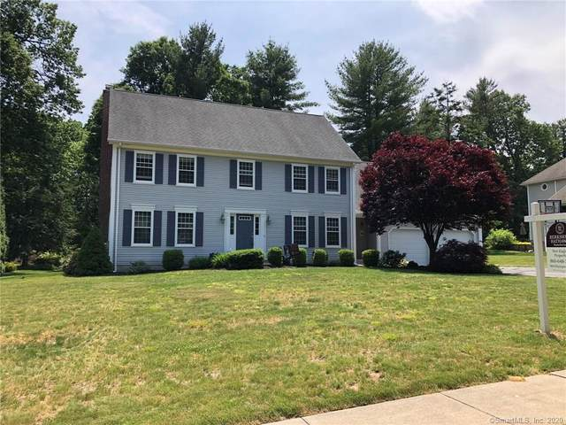 40 Spinners Run, South Windsor, CT 06074 (MLS #170302950) :: GEN Next Real Estate