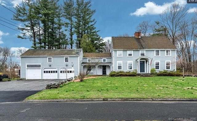 11 Boulevard, Newtown, CT 06470 (MLS #170303217) :: GEN Next Real Estate