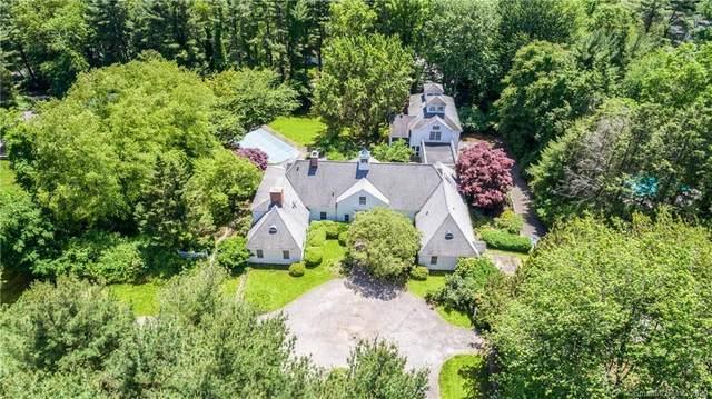 14 Old Parish Road, Darien, CT 06820 (MLS #170304006) :: Spectrum Real Estate Consultants