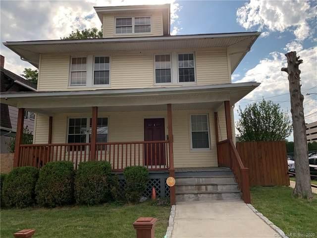 93 Mill Hill Avenue, Bridgeport, CT 06610 (MLS #170304076) :: Michael & Associates Premium Properties | MAPP TEAM