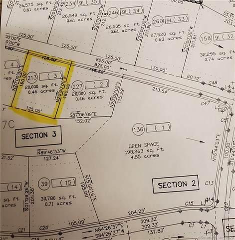 213 Debbie Drive, Meriden, CT 06451 (MLS #170304331) :: Mark Boyland Real Estate Team