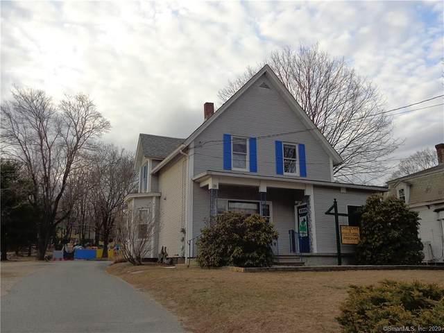 84 Main Street, Thompson, CT 06255 (MLS #170305235) :: Sunset Creek Realty