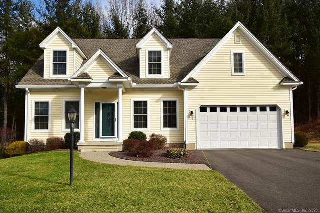 16 Tanglewood Drive #16, Somers, CT 06071 (MLS #170305533) :: NRG Real Estate Services, Inc.