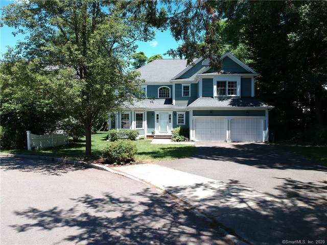 35 Norwegian Woods, Fairfield, CT 06824 (MLS #170305548) :: The Higgins Group - The CT Home Finder