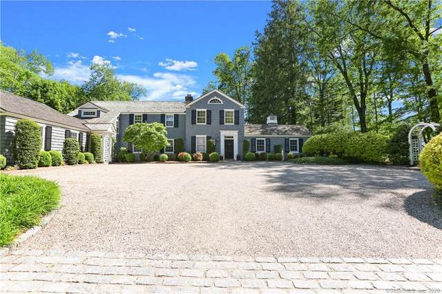 514 Round Hill Road, Greenwich, CT 06831 (MLS #170305787) :: Frank Schiavone with William Raveis Real Estate