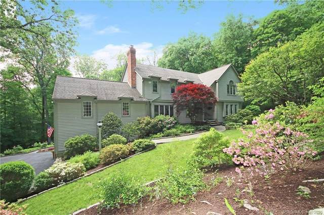 43 Stepney Road, Redding, CT 06896 (MLS #170306214) :: The Higgins Group - The CT Home Finder