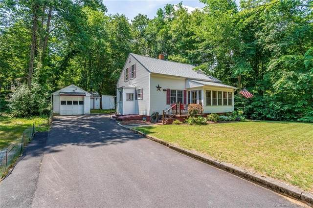 38 Church Street, Thompson, CT 06277 (MLS #170306501) :: Anytime Realty