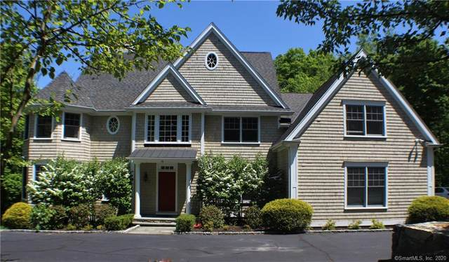 94 Ivy Hill Road, Ridgefield, CT 06877 (MLS #170306572) :: The Higgins Group - The CT Home Finder