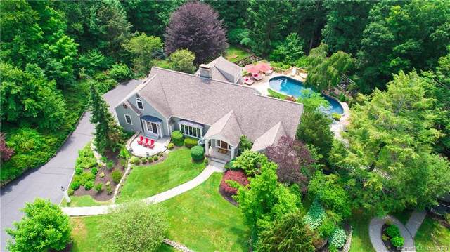 167 Peaceable Hill Road, Ridgefield, CT 06877 (MLS #170306602) :: Sunset Creek Realty