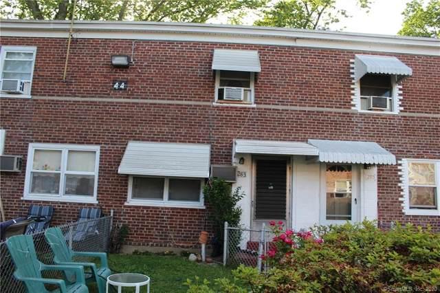 283 Court D, Bld # 44, Bridgeport, CT 06610 (MLS #170306605) :: Michael & Associates Premium Properties | MAPP TEAM
