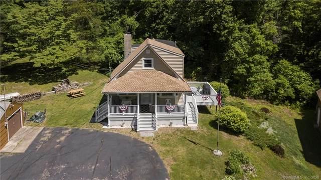 150 Rattlesnake Ledge Road, Salem, CT 06420 (MLS #170306812) :: Spectrum Real Estate Consultants