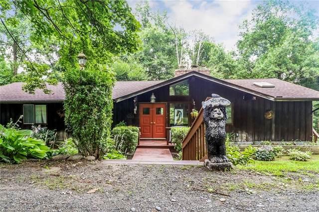 4 Parmalee Hill Road, Newtown, CT 06470 (MLS #170306822) :: Kendall Group Real Estate   Keller Williams