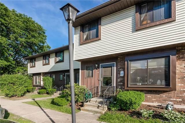 14 Robin Brook Drive #14, Newington, CT 06111 (MLS #170307036) :: Carbutti & Co Realtors