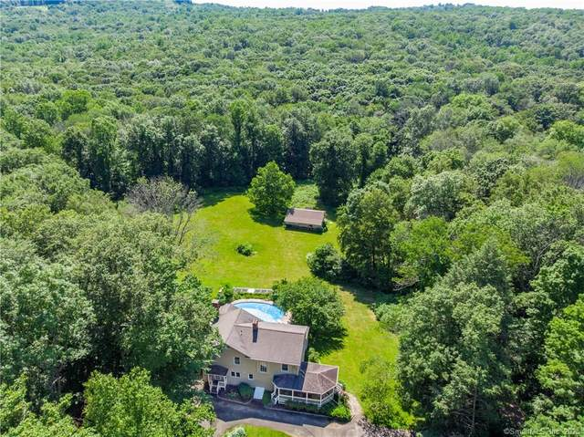90 John Read Road, Redding, CT 06896 (MLS #170307074) :: The Higgins Group - The CT Home Finder