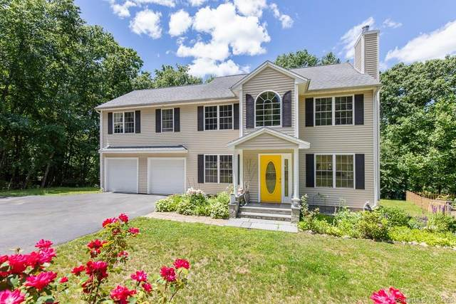 126 Old Ansonia Road, Seymour, CT 06483 (MLS #170307163) :: The Higgins Group - The CT Home Finder